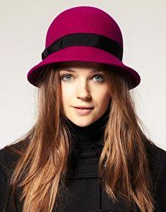 ASOS Felt Cloche Hat