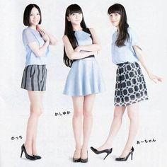 perfume-alamode:  Perfume #prfm #perfume_um #a_chan #nocchi #kashiyuka #あ~ちゃん #のっち #かしゆか
