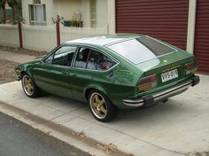 Alfa Alfetta GTV v. 1979
