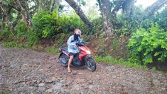 When your husband has a motorcycle and you are trying to prove that you are better than him🤣when we are in Philippines. Motorcycle Touring, Alps, Philippines, Husband, Beach, The Beach, Beaches