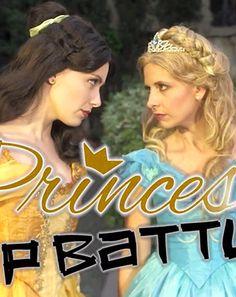 Sarah Michelle Gellar Perfectly Raps in New Princess Rap Battle - Us Weekly
