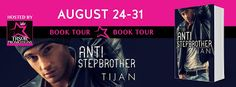 TLBC's Book Blog: Out Now Anti-Stepbrother by: Tijan...review, excer...