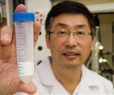 NTU scientist develops a multi-purpose wonder material to tackle environmental challenges
