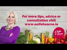 Aoife Hearne Dietitian contracted us to develop a comprehensive brand and communication strategy that worked at national level.