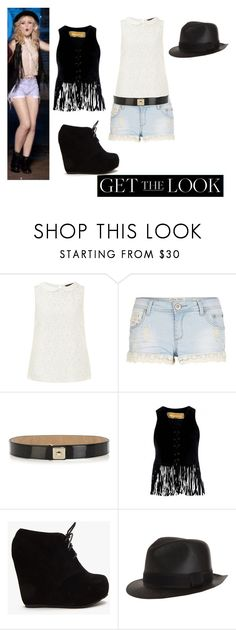 """""""Get the Look: Celebs in Sassy Summer Shorts"""" by pnb515 ❤ liked on Polyvore featuring beauty, Dorothy Perkins, Parisian, Karen Millen, Ruby Rocks and rag & bone"""