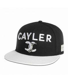 Cayler & Sons No.1 snapback cap