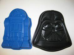 Star Wars cake pans