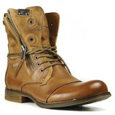 POR-C Bunker classic boots for men.