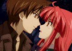 Kaze No Stigma, Kazuma and Ayano
