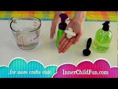 DIY Foaming Handsoap