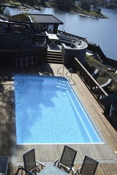 Piscina Skymirror Marina Outdoor Decor, Swiming Pool