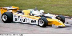 Modèles en 1980 • STATS F1
