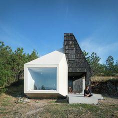 [건축] 혼자 아님 둘이서 좋은 20평대 소형주택 짓기 House in Divcibare : 네이버 블로그