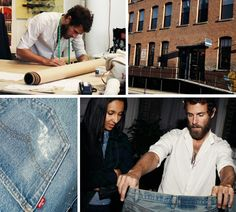 A Distressing Prospect: The DIY Denim Challenge - Vogue Daily - Fashion and Beauty News and Features
