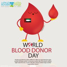 Donating your blood may seem intimidating at first, but familiarizing yourself with the process can help ease anxiety and fear. #GiveBlood #BloodDonation #WorldBloodDonorDay