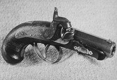John Wilkes booths gun