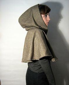 Archery cape. I absolutely need this.