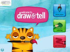 Draw and tell: la conception de capsules vidéo pour les plus jeunes | Le propulseur de Ticeman