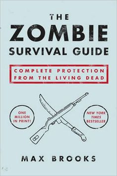 @Overstock - The Zombie Survival Guide offers complete protection through trusted, proven tips for safeguarding yourself and your loved ones against the living dead.http://www.overstock.com/Books-Movies-Music-Games/The-Zombie-Survival-Guide-by-Max-Brooks-Paperback/529638/product.html?CID=214117 $10.11