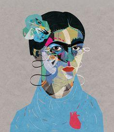 Área Visual: Los retratos de Zaneta Antosik