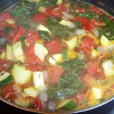 Weight Watchers Italian Zero Points Soup Recipe | Just A Pinch Recipes