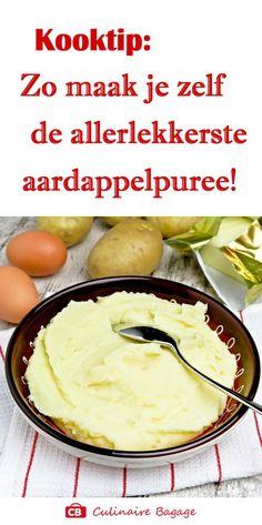 Dutch Kitchen, Allrecipes, Bacon, Roast, Food And Drink, Menu, Potatoes, Lunch, Vegan