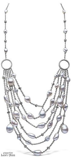 Yoko London Baroque Necklace                         by Yoko London.com