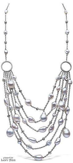 Yoko London Baroque Necklace