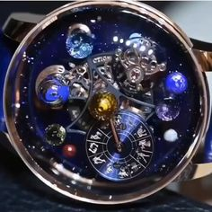 44 Best Luxury watches for men images in 2020 Unusual Watches, Fancy Watches, Best Watches For Men, Amazing Watches, Expensive Watches, Stylish Watches, Luxury Watches For Men, Beautiful Watches, Cool Watches