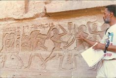 """So-called """"Martial Arts"""" never originated from China or India like others have claimed. It originated in Africa and the proof is present in Kemet (Ancient Egypt) on the Walls of the Pyramids, that predates any other nation or culture"""