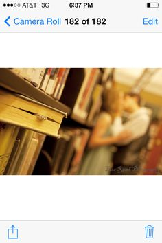 Library engagement photo shoot!