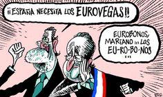 Eurovegas o Eurobonos.