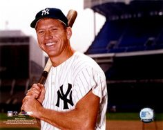 Mickey Mantle |