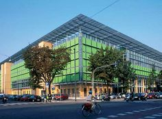 Sede Sole 24 ore, Renzo Piano, Milano