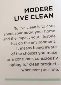 02fd279174 Modere helping others live clean! For  10 off your first order go to modere. ca referralcode 407902