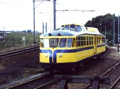 NS_kameel (NS camel) --- NS The Netherlands ---- NS motor number 20, Camel, the nickname of a Dutch diesel electric motor, built as a railway carriage management Utrecht.