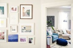 Alison's Collected and Curated Apartment — House Tour   Apartment Therapy