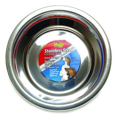 Petmate Stainless Style Pet Bowl  Small 1qt ** Find out more about the great product at the image link. (This is an affiliate link) #DogFeedingandWateringSupplies