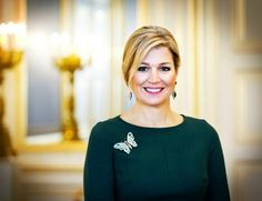 Queen Maxima of The Netherlands arrives for the Nuclear Security Summit (NSS) at the World Forum in The Hague, The Netherlands, 24 March 2014.