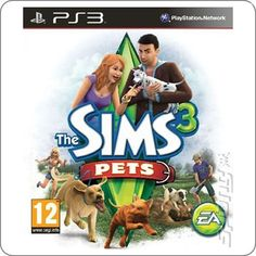 PS3 The Sims 3 Pets R$129.90