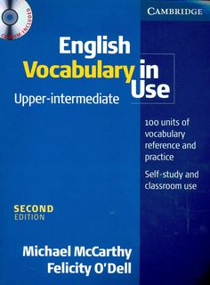 English Vocabulary in Use with Answers ( Upper-Intermediate ) - Cambridge