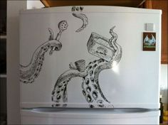 Fridge tentacle
