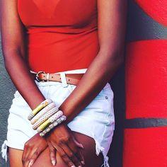 Set of 3 African Bracelets African Bracelets, African Jewelry, Fabric Bracelets, African Textiles, African Wear, Metallic Thread, Business Women, Cotton Fabric, Jewellery