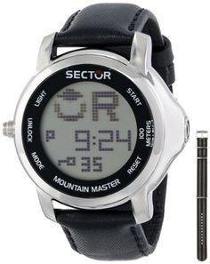 Sector Men's Mountain Touch Digital Watch for $124.99. Visit http://dealtodeals.com/sector-men-mountain-touch-digital-watch/d23555/watches/c135/