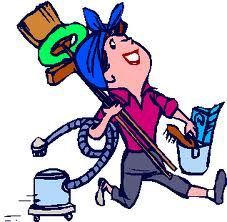 Clip Art Cleaning Lady Clipart pinterest the worlds catalog of ideas cleaning lady