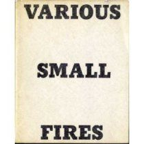 Ed Ruscha. Various Small Fires (and Milk), 1964