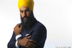 Jagmeet Singh Is A Young, Photogenic, Confident Politician. Sound Familiar? agmeet Singh is currently the deputy leader for the Ontario NDP. (Photo: Chris So/Toronto Star via Getty Images)  Singh, 38, is a confident, charming, political organizer who currently serves as deputy leader of Ontario's NDP. With a provincial election around the corner in 2018, Singh has an important decision to make.  Does he jump into the federal leadership race — a contest many high-profile New Democrats have…