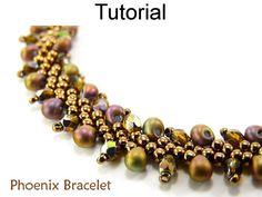 Bracelet Pattern Beading Tutorial St. by SimpleBeadPatterns