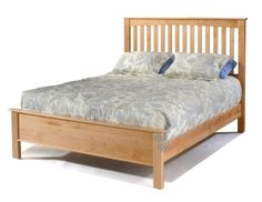 Best California King Mission Style Frame Bed With Headboard 400 x 300
