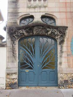Adventures in France and Beyond: Nancy Trilogy Part III, Art Nouveau, oh la la!
